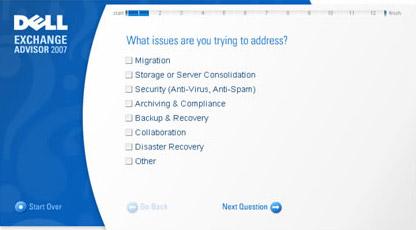 Dell Exchange Advisor